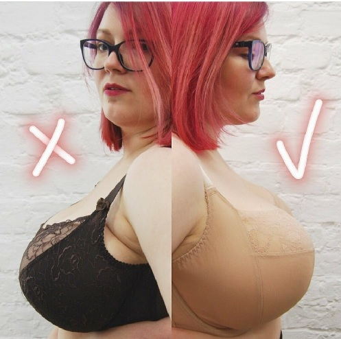 büyük göğüslü kadınlar nasıl sütyen kullanmalı